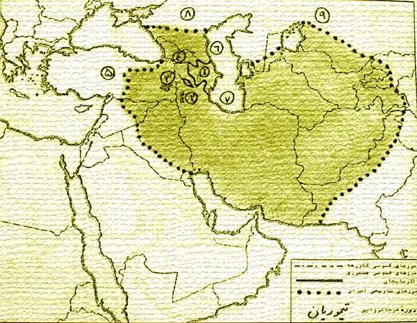 نقشه شماره 10