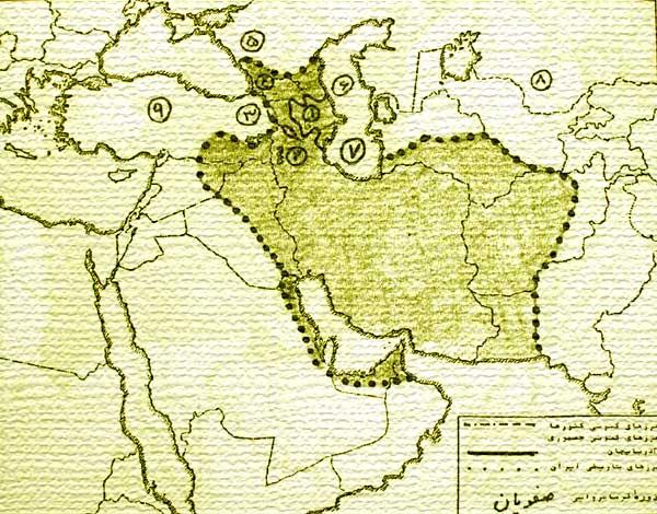 نقشه شماره 12