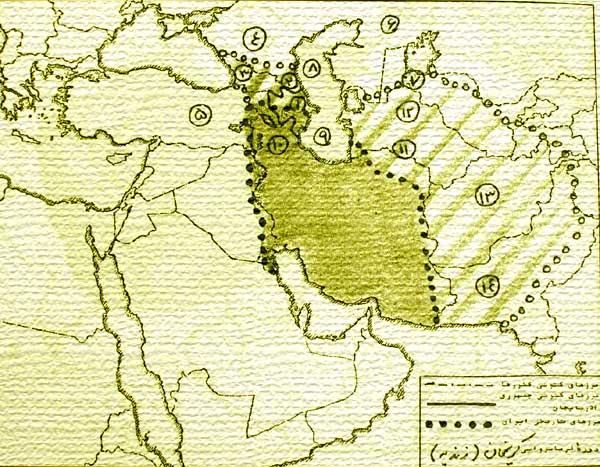 نقشه شماره 14
