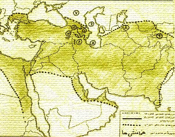 نقشه شماره 3
